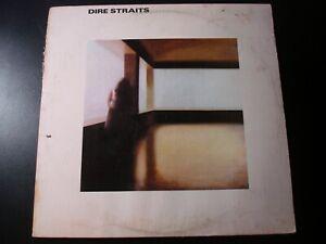 DIRE STRAITS SELF TITLED LP RECORD