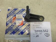 IVECO DAILY 2.8 TD Flansch Lecköl Turbolader 98499352 NEU Fiat Ducato ?