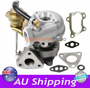 RHB31 VZ21 Mini Turbo Turbocharger Small Engine for Rhino Motorcycle water cold