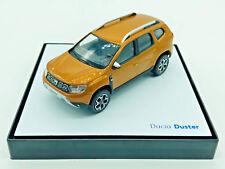Dacia Duster II Taklamakan Orange Braun SUV 2. Generation Ab 2018 1/43