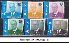 BELGIUM - 2009 KING ALBERT II SG#4224-4227 - 4V PLUS 2V MNH