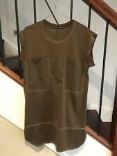 ZARA LADIES OVERSIZE DRESS SIZE SMALL GREAT CONDITION