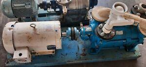 Tuthill Kinney Liquid Ring Vacuum Pump