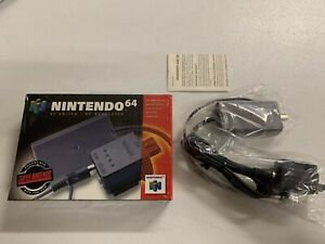 Nintendo 64 Rf Switch/ Rf Modulator