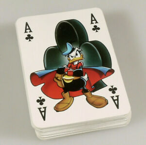 PRL) PK PIKAPPA MAZZO CARTE GIOCO PAPERINIK UNO PAPERINO CARD CARDS CARTES JEU