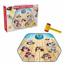 Global Gizmo Mole Whack-a-Moley Play Mat Game Playmat Children Girls Boys Age 3+