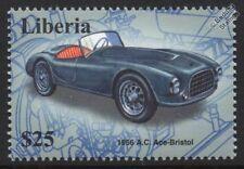 1956 A.C. / AC Ace Bristol Classic Sports Car Stamp