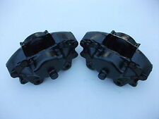 RECONDITIONED PAIR FRONT DISC BRAKE CALIPERS FOR LC LJ HOLDEN TORANA 6 CYLINDER
