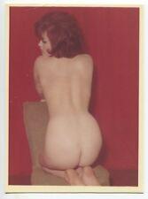 Vivienne Warren Wife Of Harrison Marks  1950 Original Color Photo  B6661