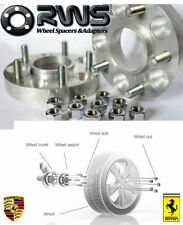 2 Hub Centric Wheel Adapters 5x130 ¦  Audi Q7 New Spacers 30mm