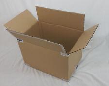 15 St. gebrauchte Kartons 550x400x410 mm, ZWEIWELLIG, ROBUST, WENIG BEANSPRUCHT