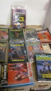 Tony Ballard 61 Bände großes Konvolut Grusel Krimi Macabros John Sinclair classi