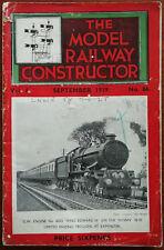 The Model Railway Constructor Vol. 6, No. 66, September 1939