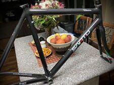 Sarto Classica Carbon Road Bike FRAME SET Medium Hand built Italy Rare