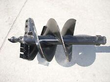 "Toro Dingo Mini Skid Steer Attachment - Hex 18"" Auger Post Hole Bit - Ship $99"
