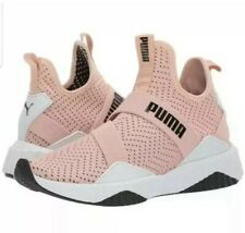 Puma Women's Defy Mid Core Peach Performance Shoes Sz. 7 NEW 192507-03