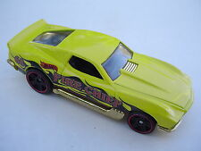 BLVD Bruiser HW Fire Chief. GOLD CHASSIS. BFB34. LOOSE Fresh Out of the Box!