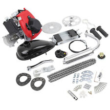 4-Stroke 49CC Gas Petrol DIY Motorized Bicycle Bike Engine Motor Kit Scooter