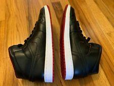 "Nike Air Jordan 1 Mid ""Black Red"" Size 13"