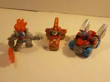 J Lot of McDonalds Happy Meal SKYLANDERS Spyro Toys