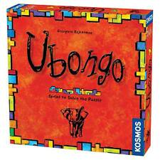 Thames & Kosmos 696184 Ubongo - Sprint to Solve The Puzzle