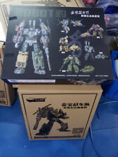 Decepticons K.O. Oversized Warbotron Toy 55CM Big Figure