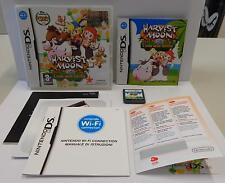 Play Console Game Gioco NINTENDO NDS DS - HARVEST MOON L' Isola della Felicità -