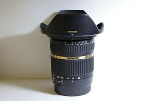 Tamron SP 10-24mm f/3.5-4.5 Di ii Lens for Canon (NEAR NEW) - EXPRESS POST