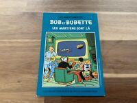 Carte postale Bob et Bobette. Les martiens sont là. Éd standaard