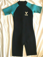 New listing Vtg VICTORY Spring Suit Wetsuit SURFING Bodyboarding 80-90's Shorty SURFER