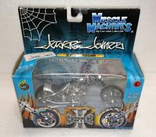 MUSCLE MACHINES JESSE JAMES CFL RIGID WEST COAST CHOPPERS MOTORCYCLE NEW