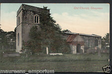 Lincolnshire Postcard - Old Church, Skegness  RS1382