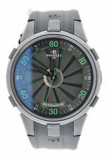 Perrelet Turbine XL Double Rotor Stainless Steel Watch A1050/3
