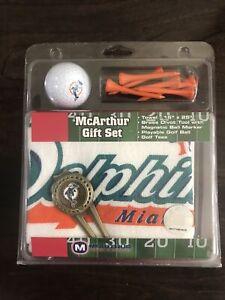 Miami Dolphins McArthur Gift Set