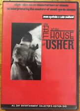 The Fall of the House of Usher (DVD, 2001)