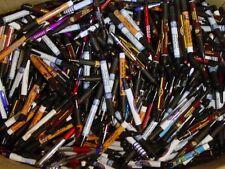 Misprint Pens  Nice writing! Clip On SOFT GRIP Retractable BULK A LOT of 100