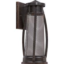 "Quoizel CTE8406IB - Captree Small Wall Lantern 16.5""H Imperial Bronze 1-Light"