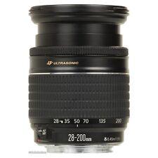 Canon EF 28-200mm F/3.5-5.6 USM Lens for DSLR Camera Bodies