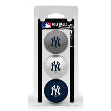 New Team Golf Assorted 3 Ball Pack New York Yankees