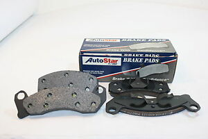 Autoextra Premium Disc Brake Pads Set MD200 FORD Mustang F150 Lincoln Mercury