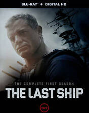 The Last Ship: The Complete First Season One 1, BluRay, Digital HD, Brand New