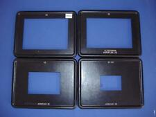 Arri 4x4 Matte Box Mattes Set of 4