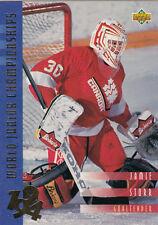 1993-94 UPPER DECK #538 Jamie STORR WJC  RC