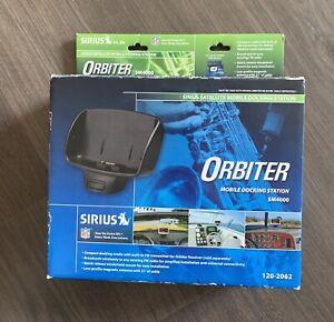 New Sirius Streamer Orbiter Mobile Docking Station SM4000 Dock Station Only