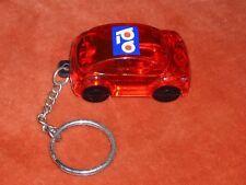 porte-clé keychain Logo AD auto distribution pièces automobiles Style Volkswagen