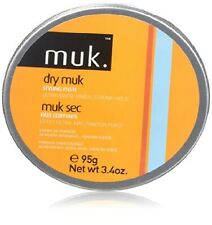 Muk Haircare Dry Strong Hold Styling Paste, 3.4 Ounce X 1