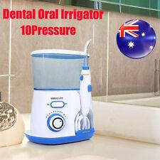 Water Jet Pick Dental Teeth Flosser Set Hydro Oral Irrigator Tooth Cleaner AUS