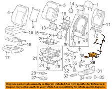 Buick GM OEM 10-13 LaCrosse Driver Seat-Harness 20980751