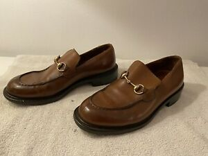 Gucci Horsebit Leather Loafers - Gucci Size 9.5 D