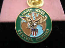 United States Central Command (Uscentcom) Hat Pin